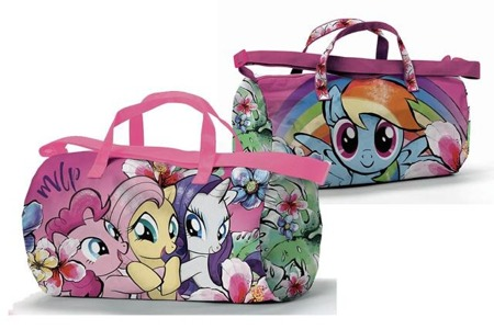My Little Pony Power Color torba sportowa