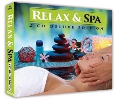 4 CD Muzyka Relaksacyjna SPA Yoga Stres Masaż 24h ...
