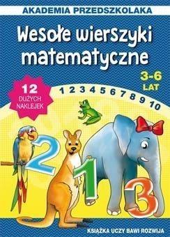 Wesołe Wierszyki Matematyczne 3 6 Lat Literat