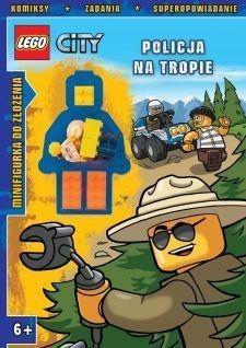 Lego City Policja Na Tropie Książki Dla Dzieci I Młodzieży