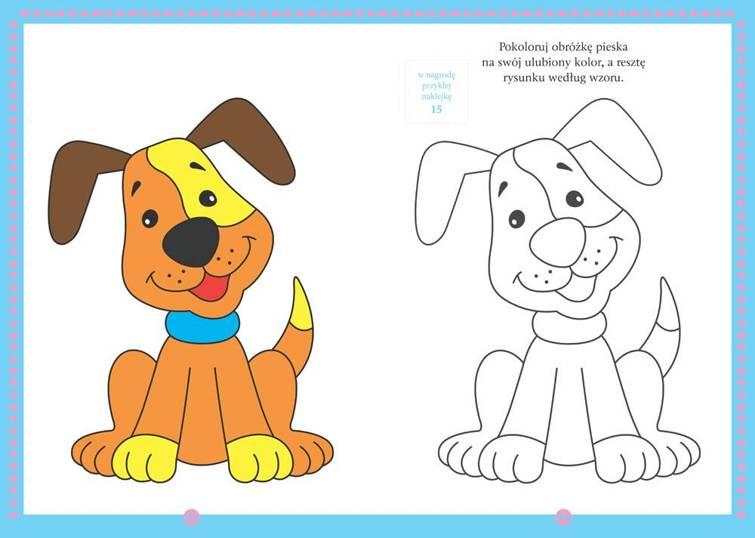 d7f00f2acd4ee2 96 malowanek dla małej artystki | KSIĄŻKI \ Dla dzieci i młodzieży ...