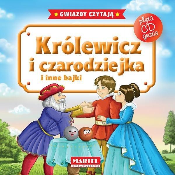 Bajki Do Poduszki Królewicz I Czarodziejka Cd