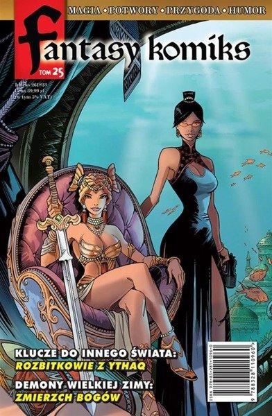 komiks fantasy