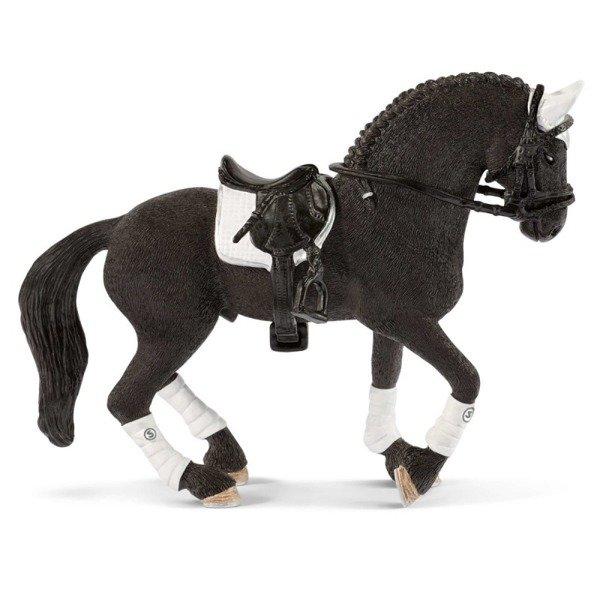 Figurka Koń Fryzyjski