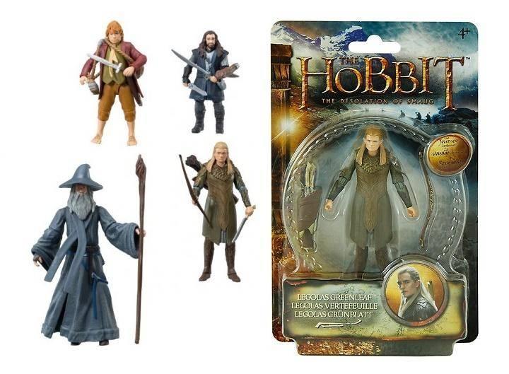 edf4cb3c680cb Hobbit Figurka akcji różne rodzaje | ZABAWKI \ Figurki \ Figurki ...
