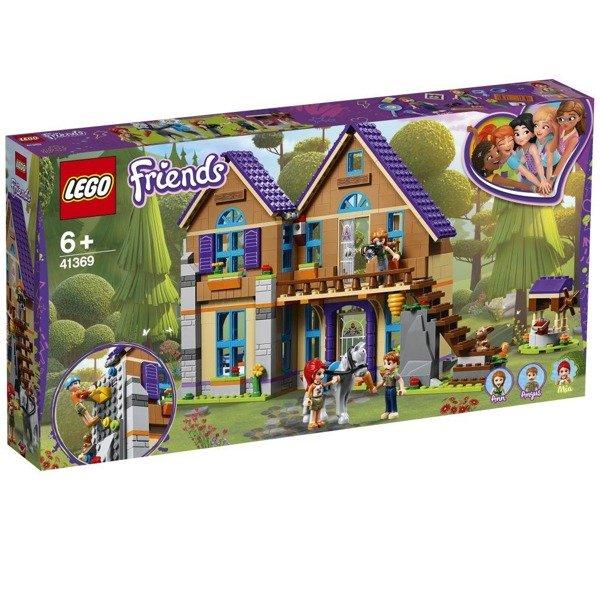 Klocki Friends Dom Mii Zabawki Lego Klocki Zabawki Klocki
