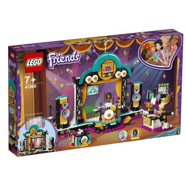 Klocki Friends Konkurs Talentów Andrei Zabawki Lego Klocki