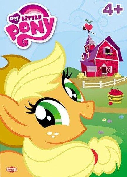 Kolorowanka A4 My Little Pony Hurtownia Książek Artykułów