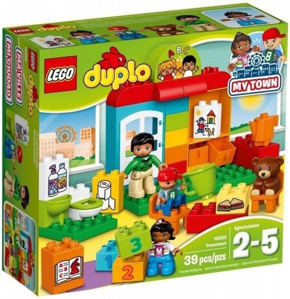 Lego Duplo 10833 Przedszkole Zabawki Lego Klocki Zabawki