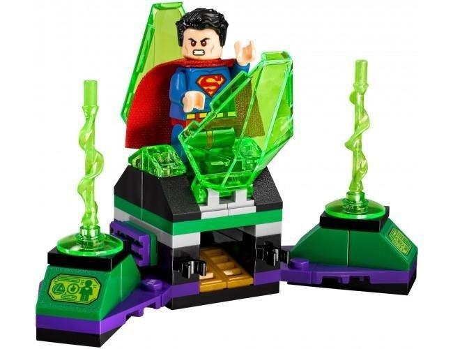 Lego Heroes 76096 Superman I Krypto łączą Siły Zabawki Klocki