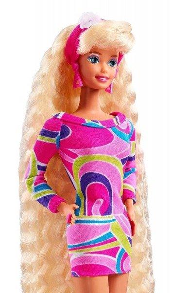Lalka Barbie Odlotowe Fryzury Dwf49
