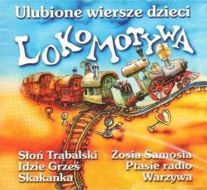 Lokomotywa Ulubione Wiersze Dzieci Audiobook