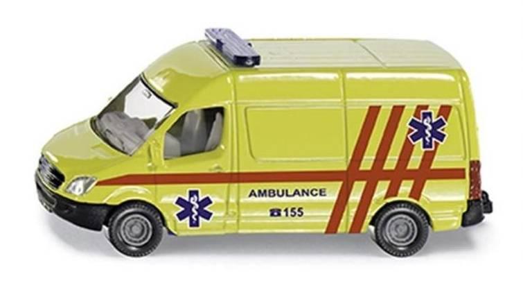 Spielzeugautos Siku Ambulans