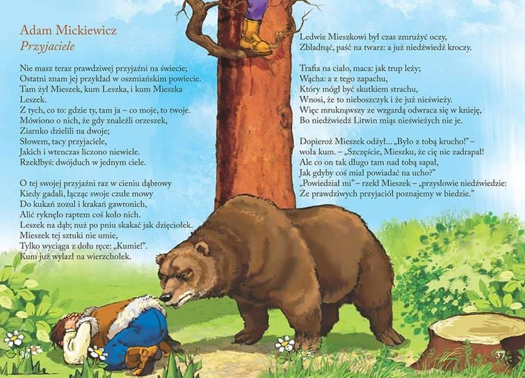 Wiersze Dla Dzieci Kolor Br Greg