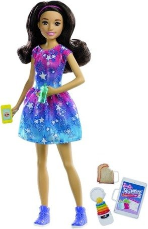 Barbie Skipper Babysitters 6