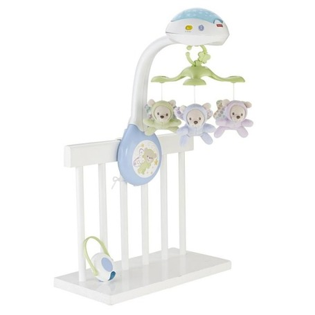 Fisher Price Karuzela z misiami CDN41