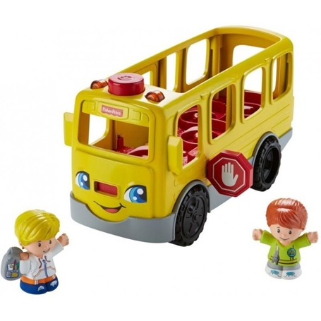 Fisher Price Little People Autobus Małego Odkrywcy