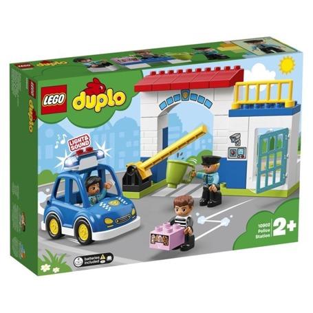 Klocki Duplo 10902 Posterunek Policji Zabawki Lego Klocki