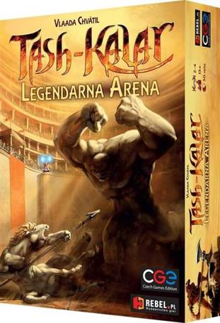 Tash-Kalar: Legendarna Arena REBEL