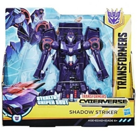 Transformers Action Shadow Striker